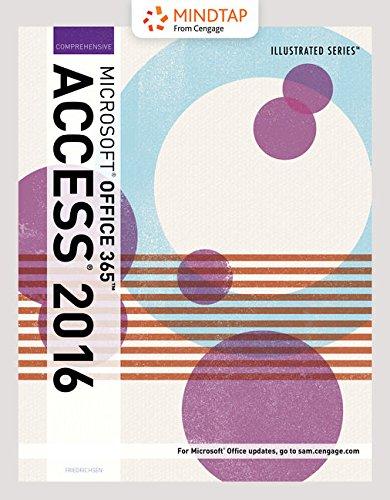 Bundle: Illustrated Microsoft Office 365 & Access 2016: Comprehensive, Loose-leaf Version + ...