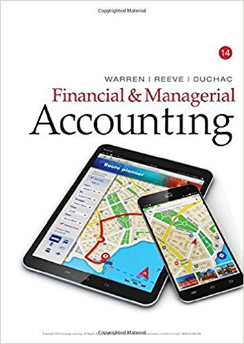 9781337270700: Financial & Managerial Accounting, Loose-Leaf Version