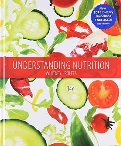 9781337276092: Understanding Nutrition: Dietary Guidelines Update (MindTap Course List)