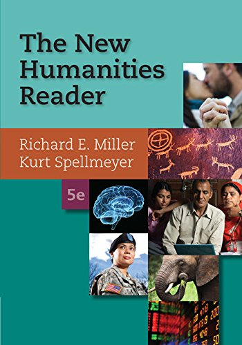 9781337284639: The New Humanities Reader (with 2016 MLA Update Card)