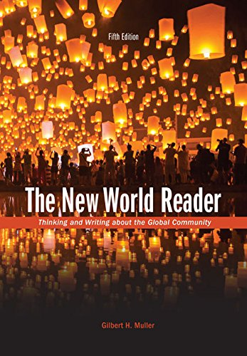 The New World Reader (with 2016 MLA: Muller, Gilbert H.