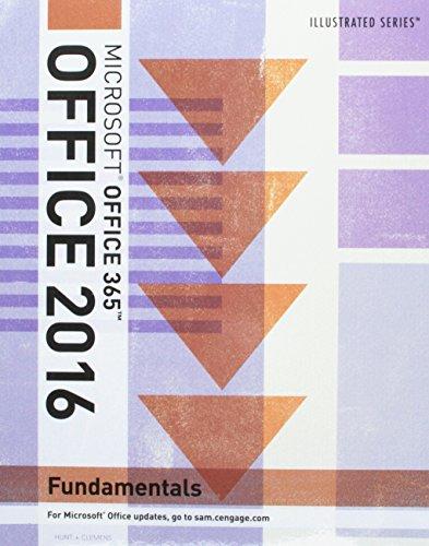 Bundle Illustrated Microsoft Office 365 Marjorie S Hunt