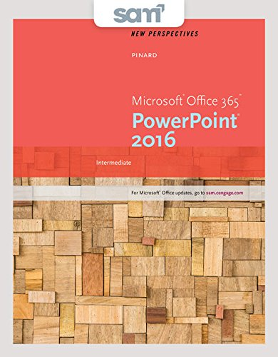 9781337353922: Bundle: New Perspectives Microsoft Office 365 & PowerPoint 2016: Intermediate + LMS Integrated SAM 365 & 2016 Assessments, Trainings, and Projects with 1 MindTap Reader Printed Access Card