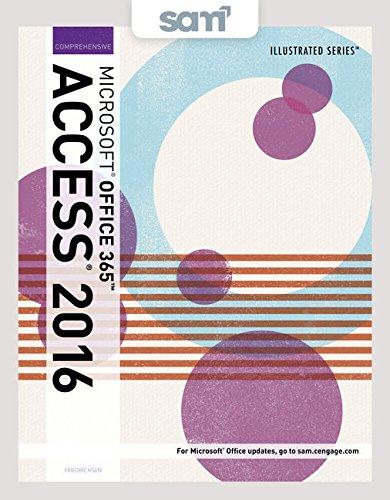 Bundle Illustrated Microsoft Office 365 Access Lisa Friedrichsen