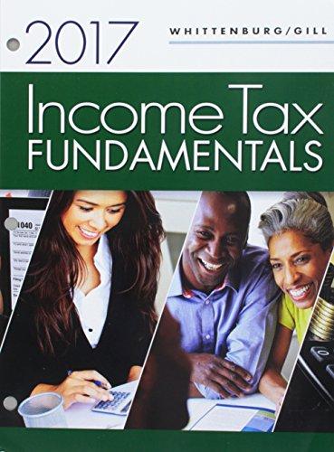 Bundle: Income Tax Fundamentals 2017, Loose-Leaf Version 35th + H&R Block? Premium & ...