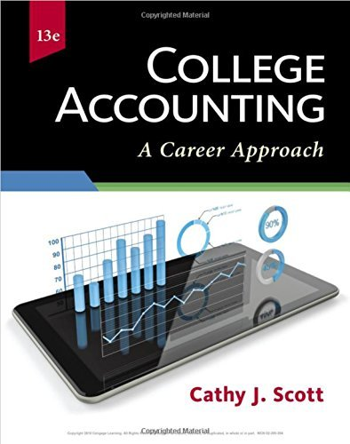 Llf College Accounting Career Approach: Scott