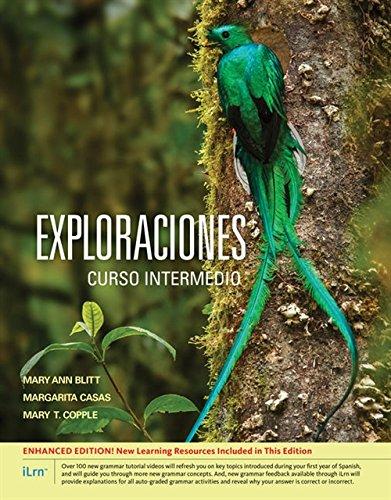 9781337393997: Exploraciones Curso Intermedio, Enhanced