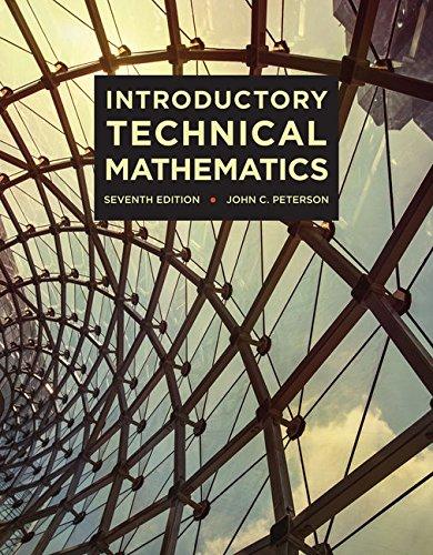 9781337397674: Introductory Technical Mathematics