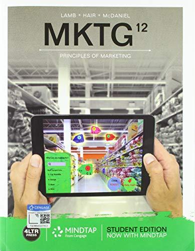 9781337407595: MKTG (Book Only)