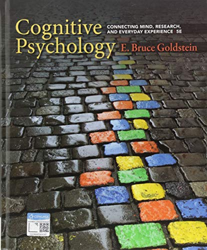 9781337408271: Cognitive Psychology: Connecting Mind, Research, and Everyday Experience