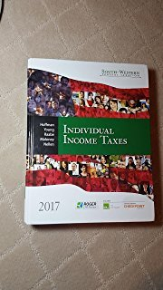 Bundle: South-Western Federal Taxation 2017: Individual Income: William H. Hoffman