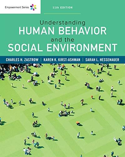 9781337556477: Empowerment Series: Understanding Human Behavior and the Social Environment