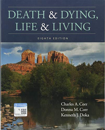 9781337563895: Death & Dying, Life & Living
