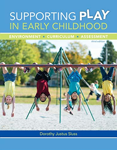 9781337568036: Supporting Play in Early Childhood: Environment, Curriculum, Assessment (Mindtap Course List)
