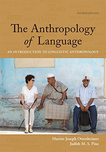 9781337571005: The Anthropology of Language: An Introduction to Linguistic Anthropology