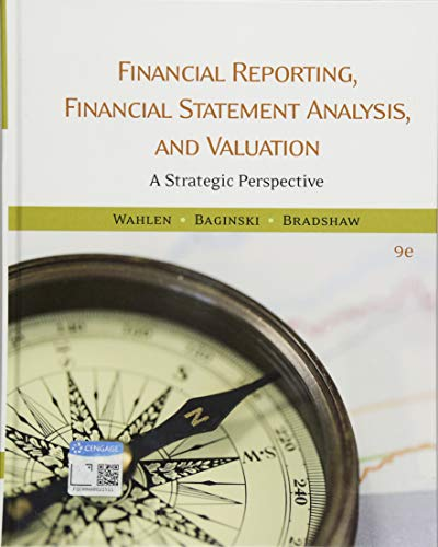 9781337614689: Financial Reporting, Financial Statement Analysis and Valuation (MindTap Course List)