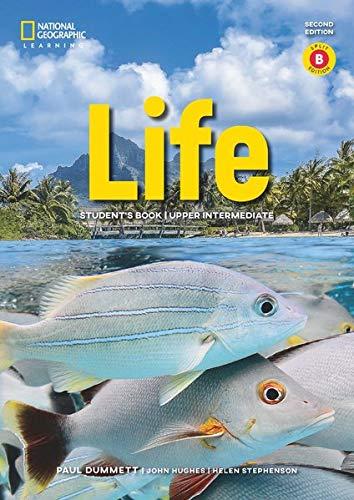 9781337631501: Life Upper-Intermediate Student's Book Split B with App Code