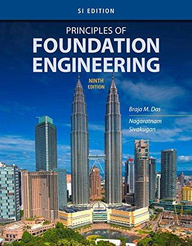 Principles Of Foundation Engineering, Si Edition: Das, Braja M.;