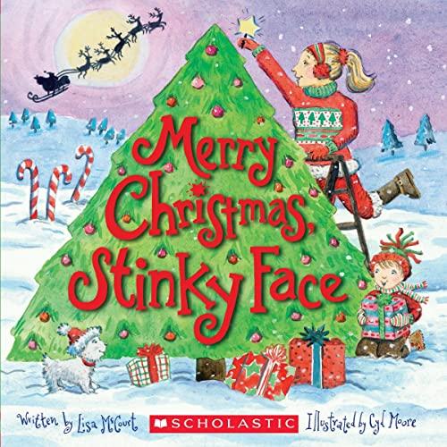 9781338029192: Merry Christmas, Stinky Face