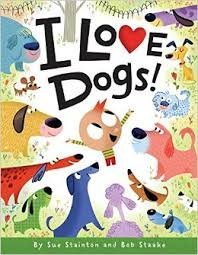 9781338031133: I Love Dogs!