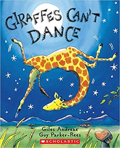 9781338031188: Giraffes Can't Dance