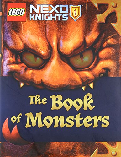 9781338034882: The Book of Monsters (LEGO NEXO Knights)