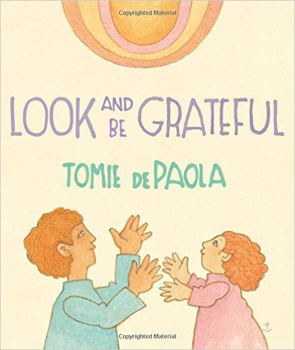Look and Be Grateful: Tomie dePaola