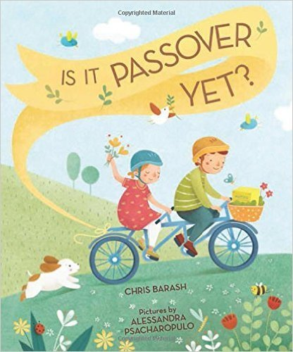 9781338036220: Is It Passover Yet?