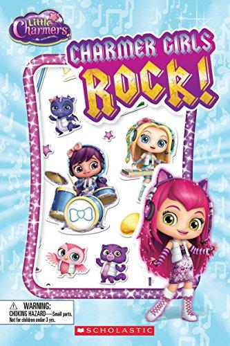 Charmer Girls Rock! (Scholastic Reader, Level 1: Rusu, Meredith