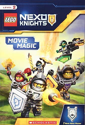 9781338038026: Movie Magic (Lego Nexo Knights: Reader) (Scholastic Readers, Level 2: Lego Nexo Nights)
