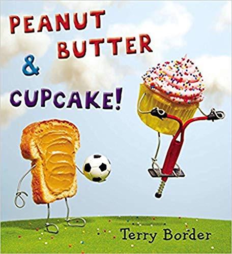 9781338038200: Peanut Butter & Cupcake!