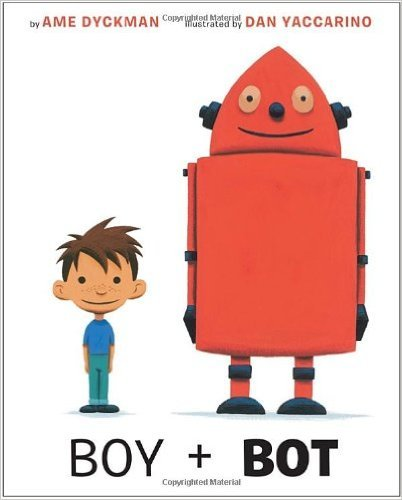 9781338038262: Boy and Bot