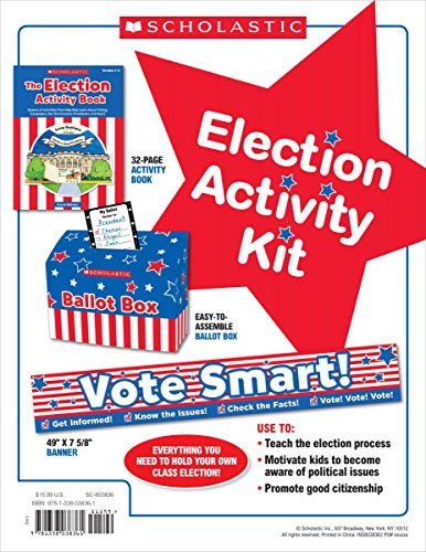 9781338038361: Election Activity Kit, Revised Edition