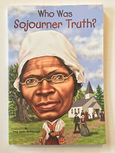 9781338038750: Who Was Sojourner Truth?