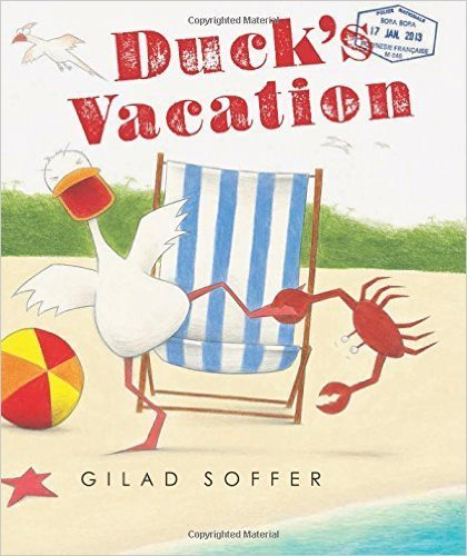 9781338046731: Duck's Vacation