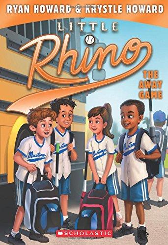 9781338052343: The Away Game (Little Rhino #5)