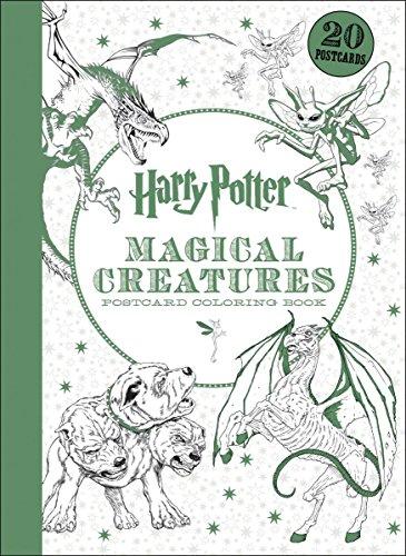 scholastic - harry potter coloring book - Manuscripts ...