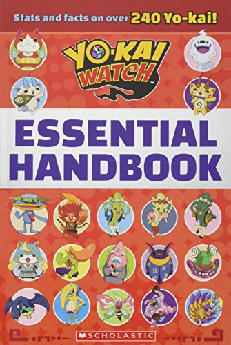 9781338058314: Essential Handbook (Yo-kai Watch)