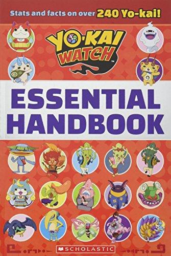 Yo-Kai Watch: Essential Handbook (Paperback)