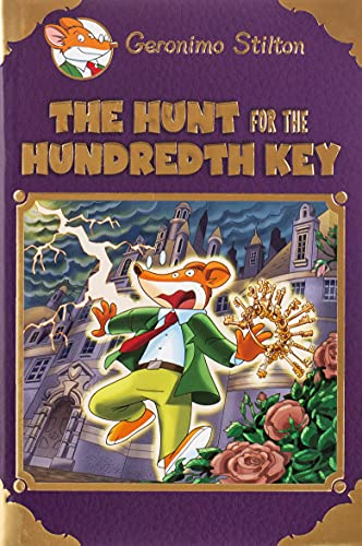 9781338087789: The Hunt for the 100th Key (Geronimo Stilton Special Edition)