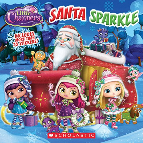 Santa Sparkle (Little Charmers: 8x8): Simon, Jenne, Rusu,