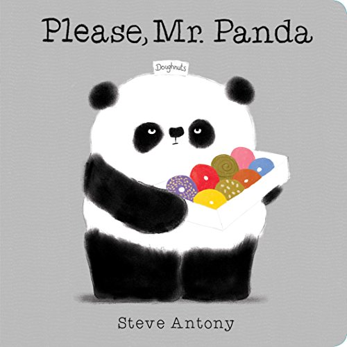 9781338106480: Please, Mr. Panda (a Board Book): A Board Book