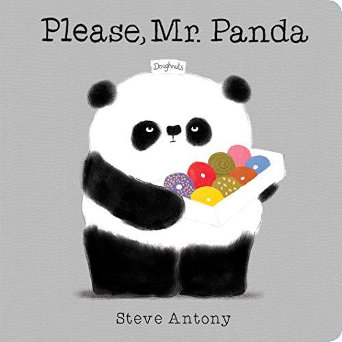 9781338106480: Please, Mr. Panda (A Board Book)