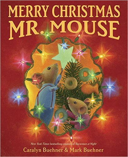 9781338108453: Merry Christmas Mr. Mouse