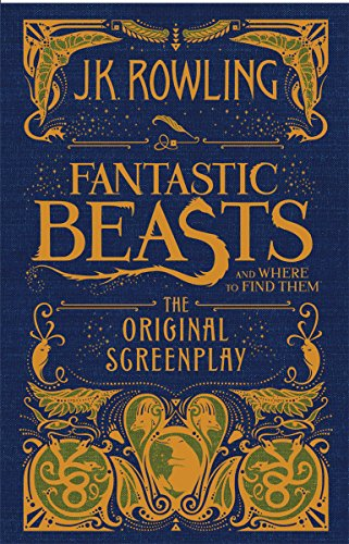 Fantastic Beasts and Where to Find Them: J.K. Rowling