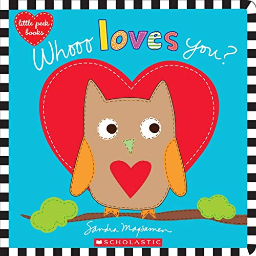 9781338110876: Whooo Loves You? (Made with Love)