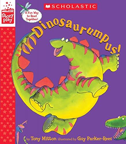 9781338115369: Dinosaurumpus! (a Storyplay Book)
