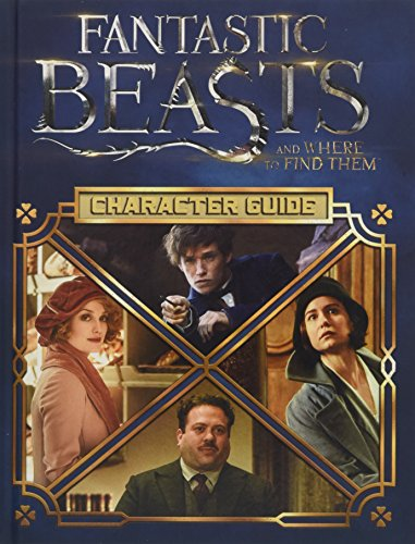 Character Guide (Fantastic Beasts and Where to: Michael Kogge
