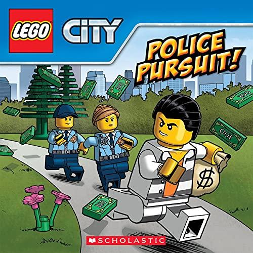 9781338117509: Police Pursuit! (LEGO City)