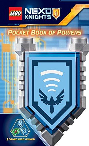 9781338118100: Pocket Book of Powers (LEGO Nexo Knights)